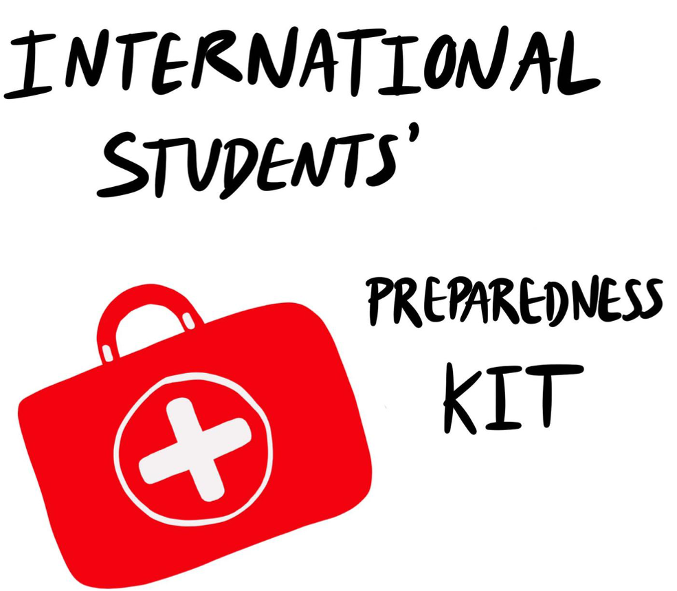 International Students' Preparedness Kit