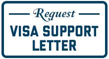 Request Visa Support Letter