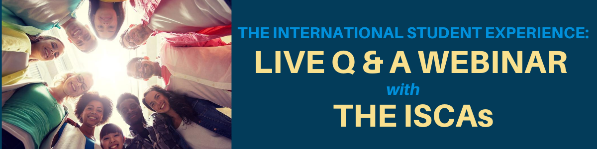 Live Q & A with the ISCAs