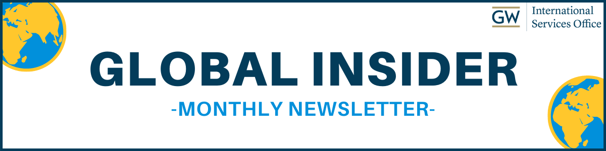 ISO Global Insider Newsletter