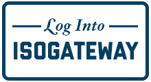 Log Into ISO Gateway Button