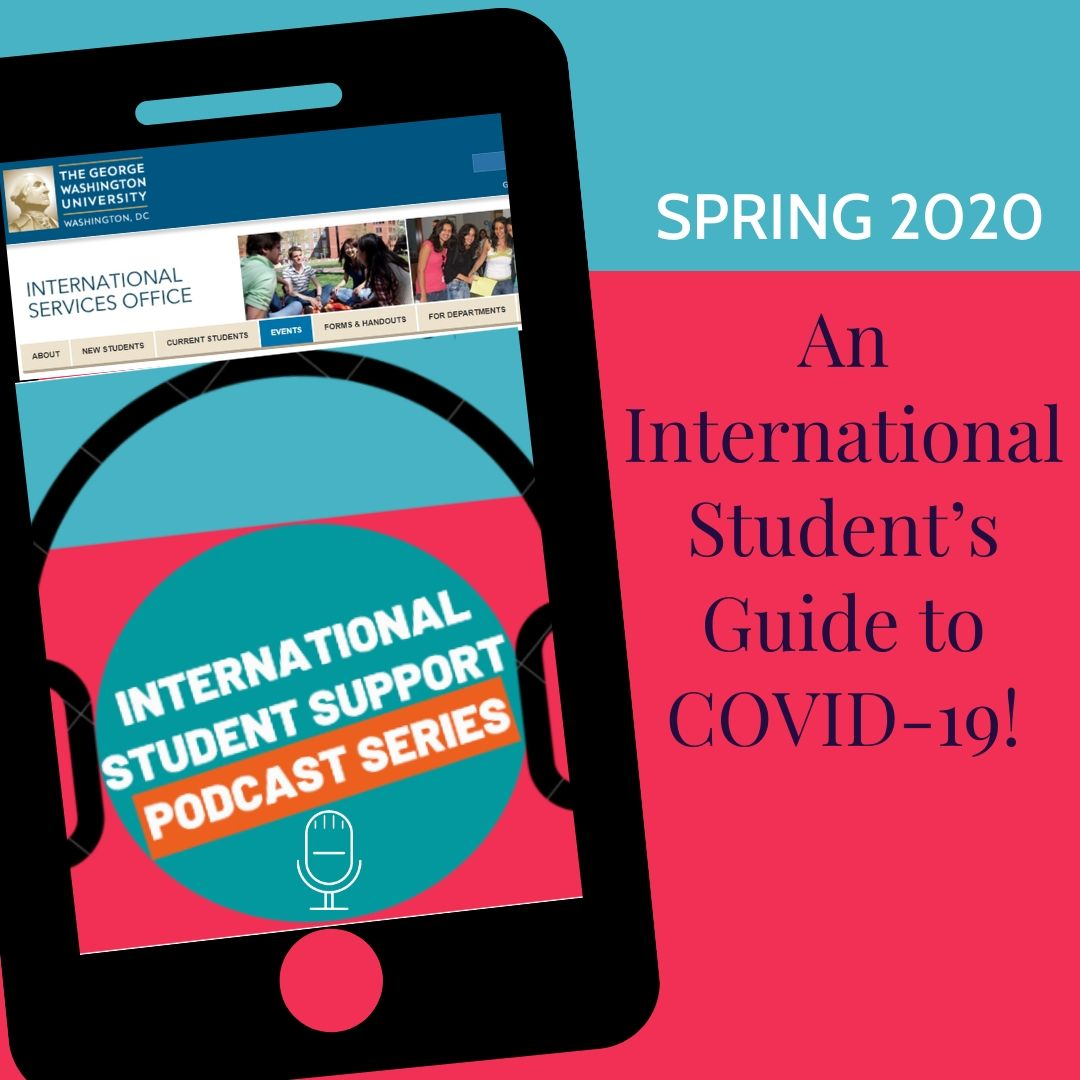 International Student Support Podcast Series