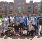 GW campus tour