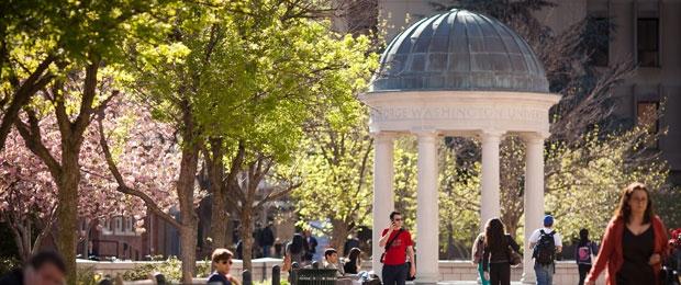 Kogan Plaza in Summer